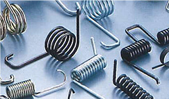 Helical Torsion Springs
